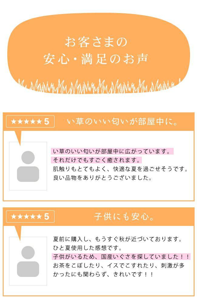 い草ラグ・カーペット 選べる13柄(190×190cm) ハーバス_詳細08
