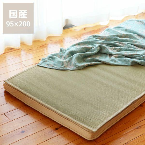 福岡で作る純国産の寝ござ・寝茣蓙 (200×95cm)_詳細01