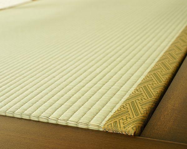 手すり付きで立ち上がり簡単木製畳ベッドシングルサイズ_詳細03
