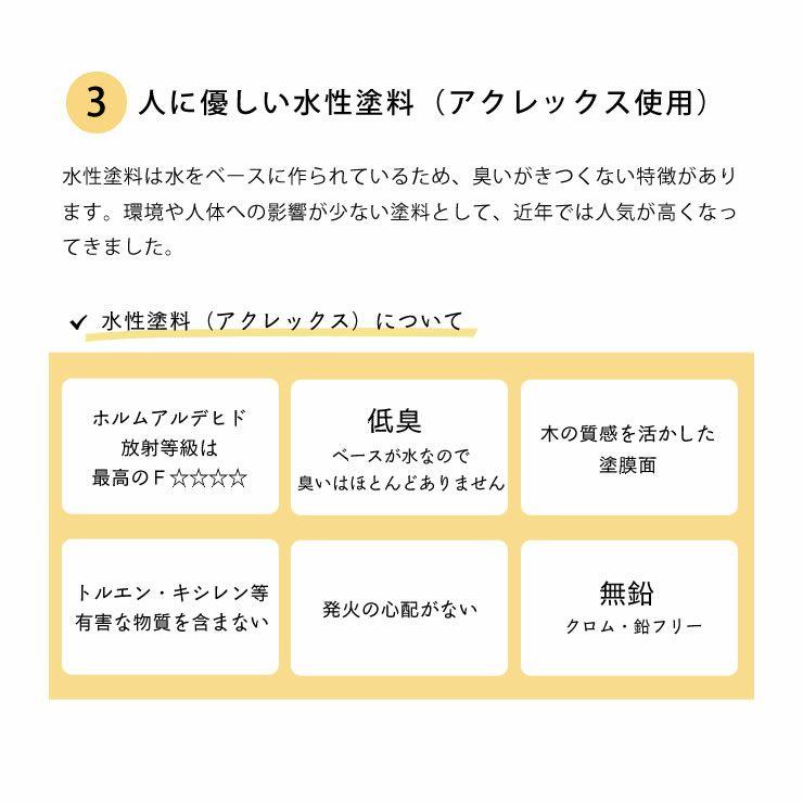 生活スタイルに合わせて変化する親子ベッド(中段+下段)_詳細14