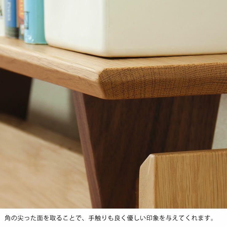 畳カラーが選べるオーク無垢材を使用した木製畳ベッドシングルサイズ_詳細14