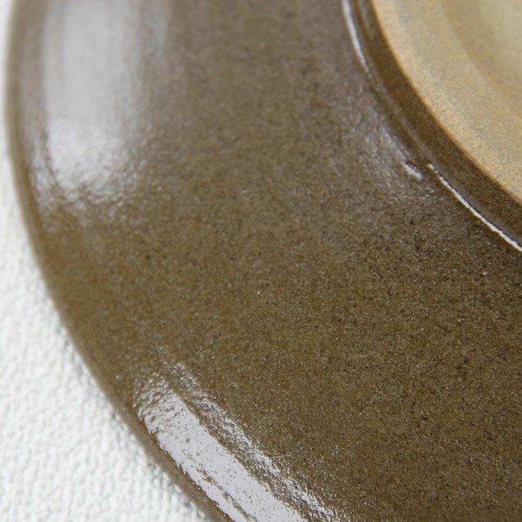 蔵人窯(くらんどがま)小石原焼平皿トビカンナ(直径22.5cm)_詳細14