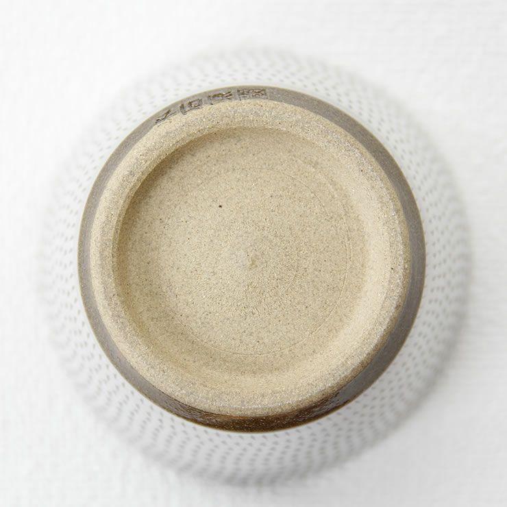 蔵人窯(くらんどがま)小石原焼ソバチョコトビカンナ(直径9cm)_詳細13