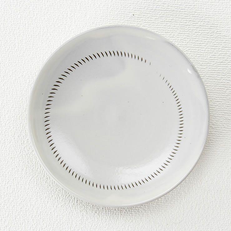 蔵人窯(くらんどがま)小石原焼カップ+平皿セットトビカンナ1本(直径9cm+直径14cm)_詳細14