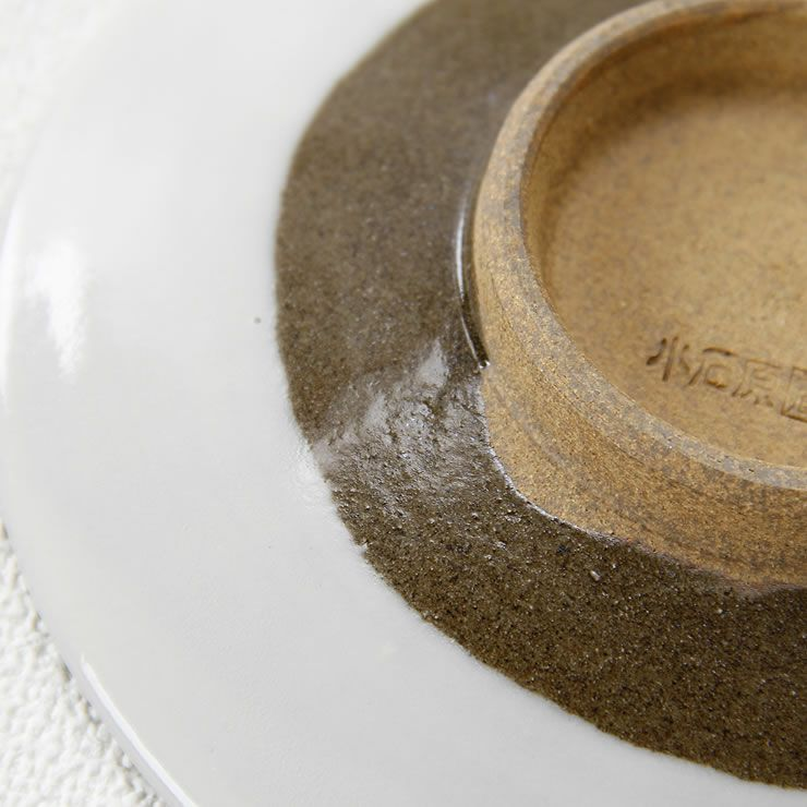 蔵人窯(くらんどがま)小石原焼カップ+平皿セットトビカンナ1本(直径9cm+直径14cm)_詳細16
