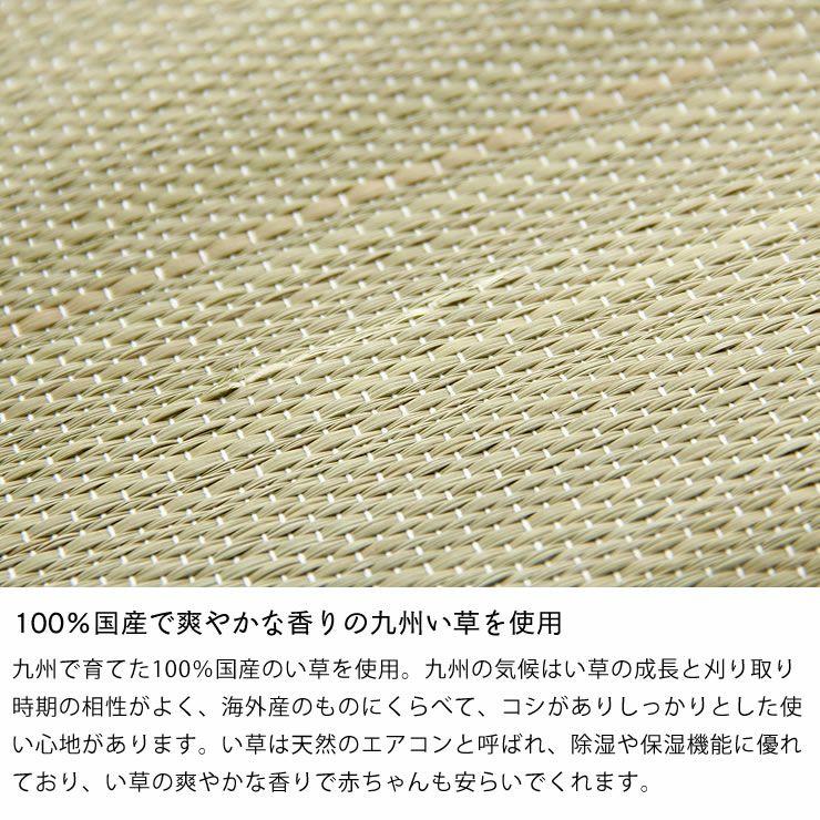コドモノ寝ゴザ ロングサイズ(88×180cm) codomono project(コドモノプロジェクト)_詳細07