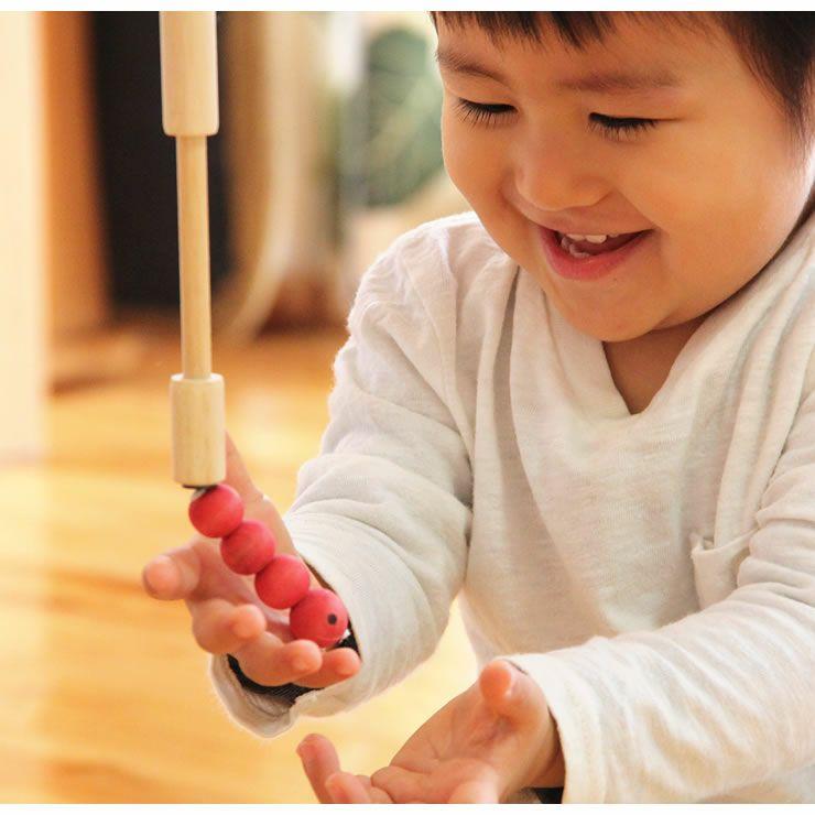 夢工房ももたろう木のおもちゃ「ひっつきむし」_詳細19