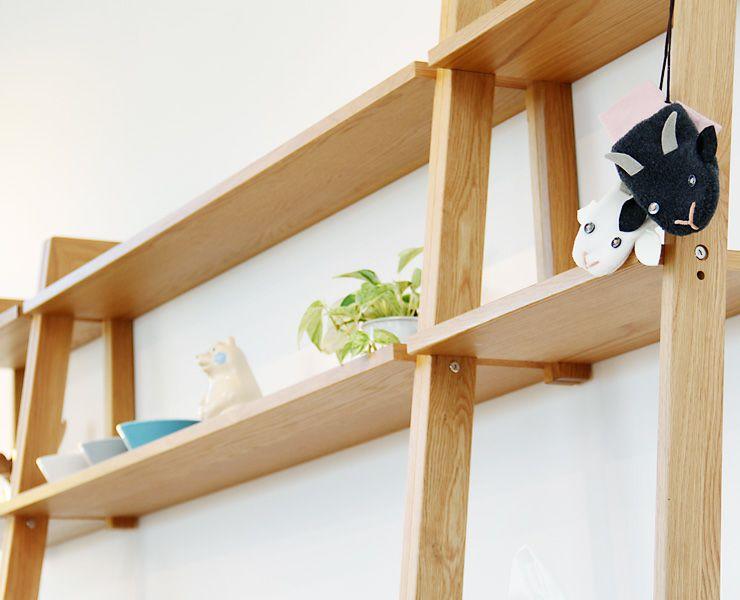 お部屋にワンポイント!木製テレビボード118cm幅_詳細03
