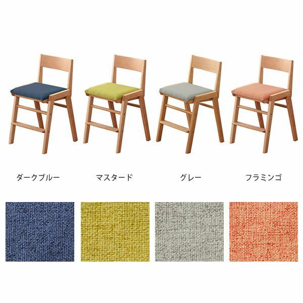 すっきりシンプルデザインの学習椅子・学習チェア 杉工場「スピカ」_詳細03
