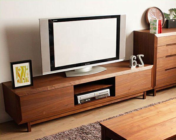 上質な存在感のある木製テレビ台・テレビボード(幅180cm)_詳細01