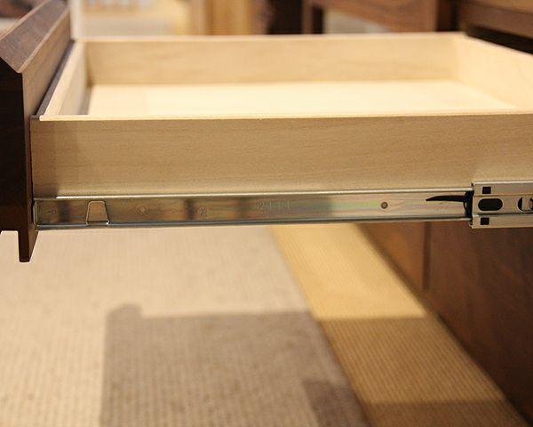お好みに並べ替えできて使いやすい木製テレビボード・テレビ台 210cm幅(ウォールナット)_詳細02