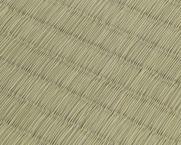 和の風格たっぷり ウォールナットの畳ベッド宮付き(ロータイプ) セミダブルサイズ_詳細02