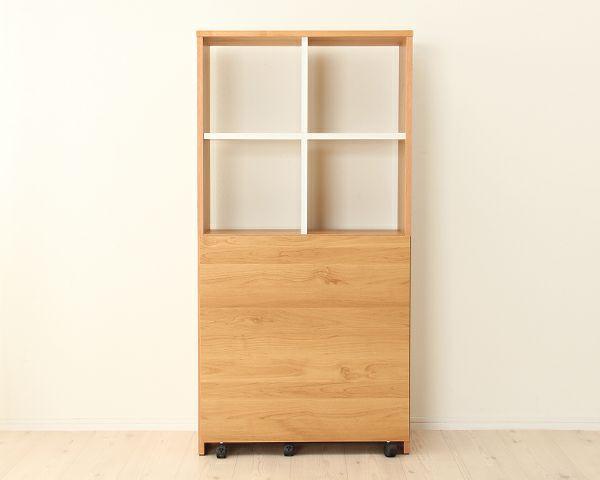 お部屋を広く有効に使える折りたたみ収納型デスク_詳細02