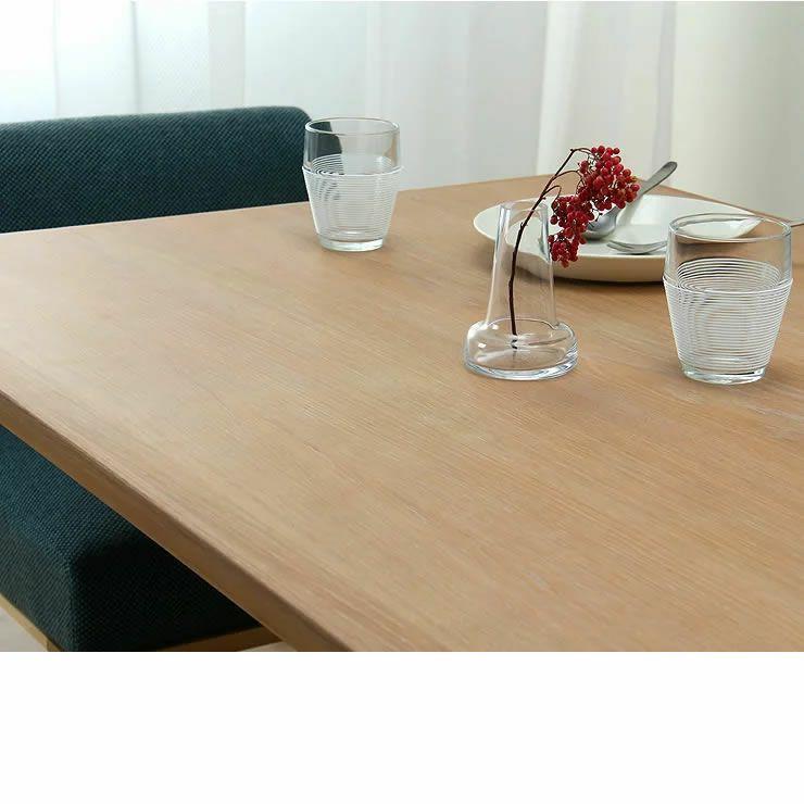 どっしりとした重厚感のガス圧式フットペダル昇降テーブル幅130cm_詳細17