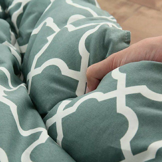 北欧風でおしゃれな正方形のこたつ布団