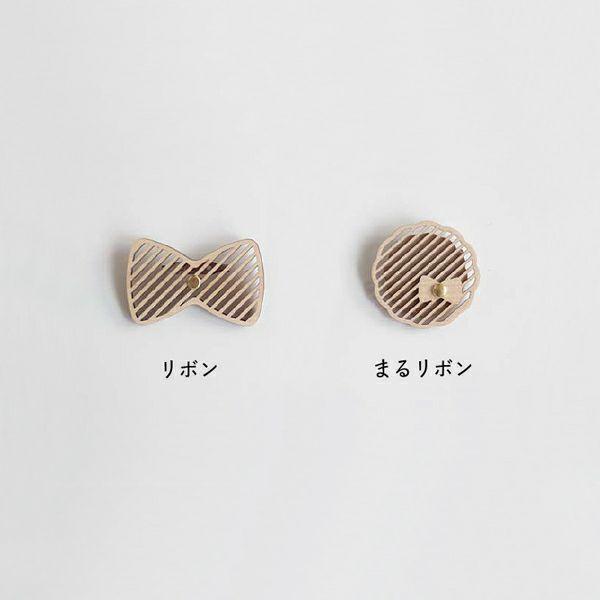 Sukima.(スキマ)ブローチリボン_詳細02