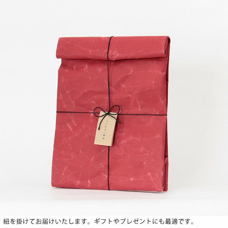 SIWA(シワ)クラッチバッグM(デザイナー:深澤直人)_詳細15