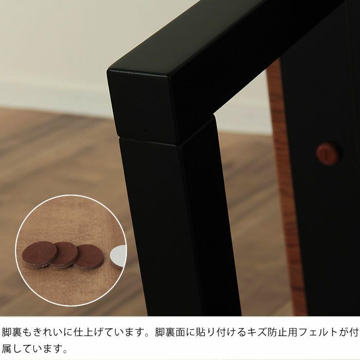 こたつテーブル 長方形110cm幅 オーク材_詳細14
