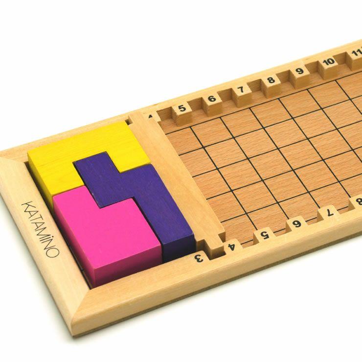 Gigamic(ギガミック) KATAMINO カタミノ (3Dパズル問題集付)_詳細02