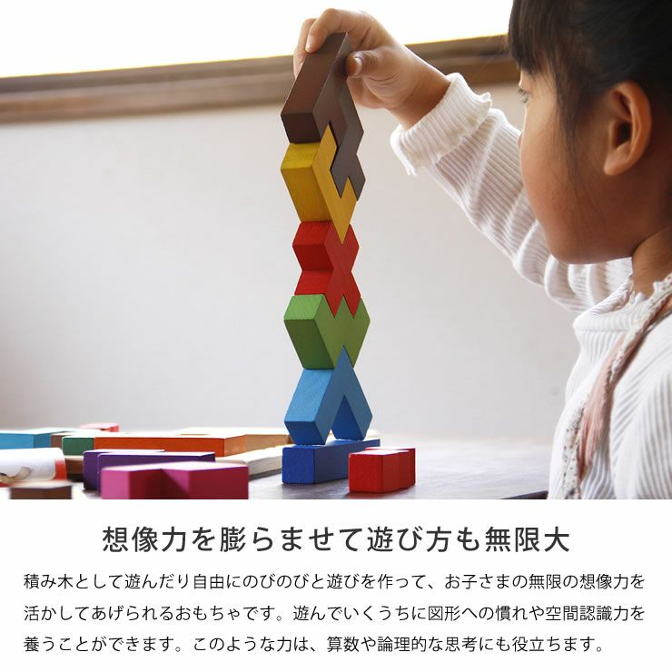 Gigamic(ギガミック) KATAMINO カタミノ (3Dパズル問題集付)_詳細07