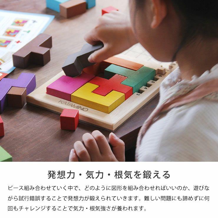 Gigamic(ギガミック) KATAMINO カタミノ (3Dパズル問題集付)_詳細08