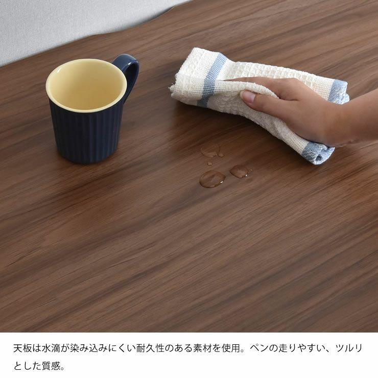 シンプルなパソコンデスク120cm幅_詳細07