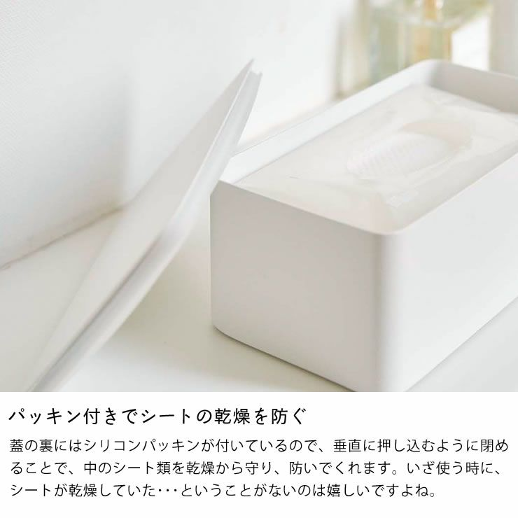 山崎実業(ヤマザキジツギョウ)ウェットシートケースtower(タワー)_詳細06
