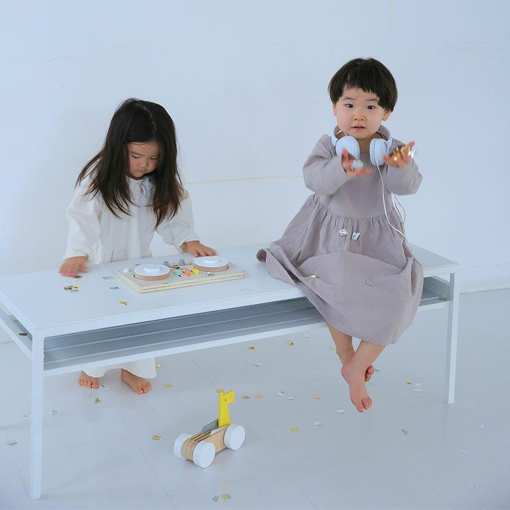 ターンテーブル型楽器のおもちゃ「dou?」LITTLEDJ 木のおもちゃ_詳細12
