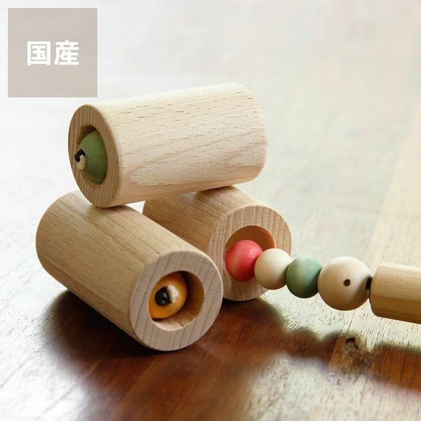 夢工房ももたろう木のおもちゃ「むしのあな」_詳細01