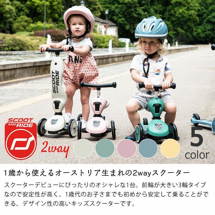 スクート&ライドハイウェイキック1「Scoot&Ride」highwaykick1 キッズスクーター_詳細04