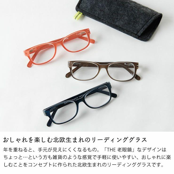 Hava a look(ハブ・ア・ルック)リーディンググラス・老眼鏡URBAN(アーバン)_詳細04