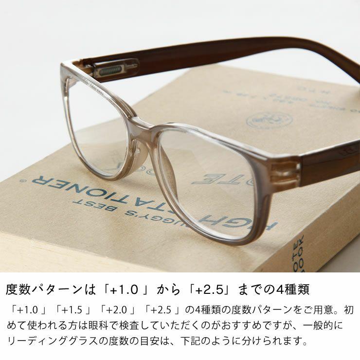 Hava a look(ハブ・ア・ルック)リーディンググラス・老眼鏡URBAN(アーバン)_詳細08